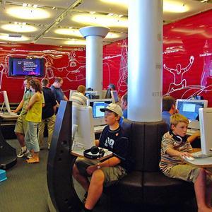 Интернет-кафе Сальска