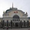 Железнодорожные вокзалы в Сальске