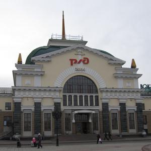 Железнодорожные вокзалы Сальска